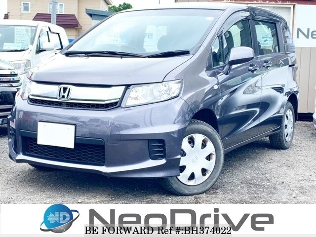 Used 2015 HONDA FREED SPIKE BH374022 for Sale
