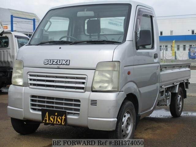 Used 2005 SUZUKI CARRY TRUCK BH374050 for Sale