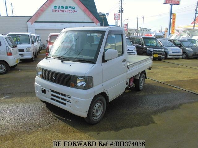 Used 2005 MITSUBISHI MINICAB TRUCK BH374056 for Sale