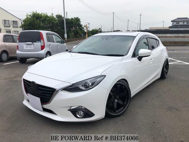 Used 2014 MAZDA AXELA SPORT BH374066 for Sale