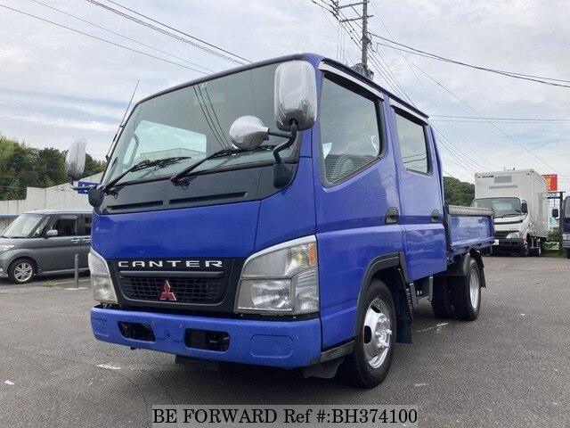 Used 2005 MITSUBISHI FUSO CANTER BH374100 for Sale