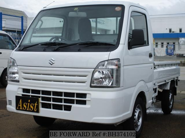 Used 2013 SUZUKI CARRY TRUCK BH374102 for Sale
