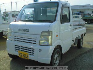 Used 2006 SUZUKI CARRY TRUCK BH374117 for Sale