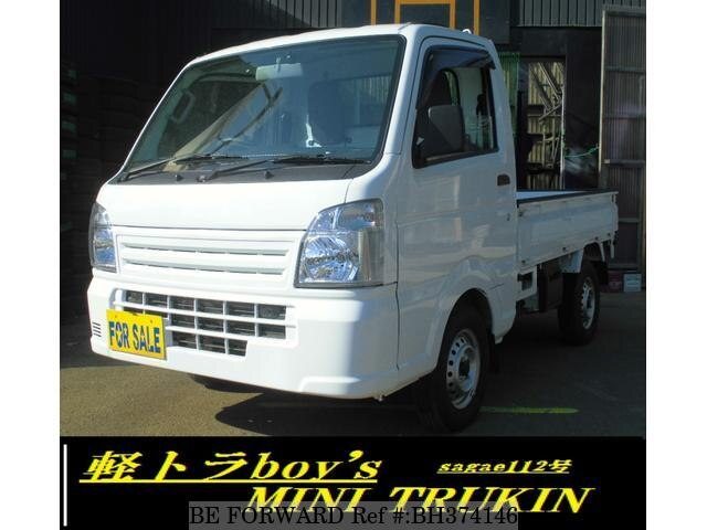 Used 2018 MITSUBISHI MINICAB TRUCK BH374146 for Sale