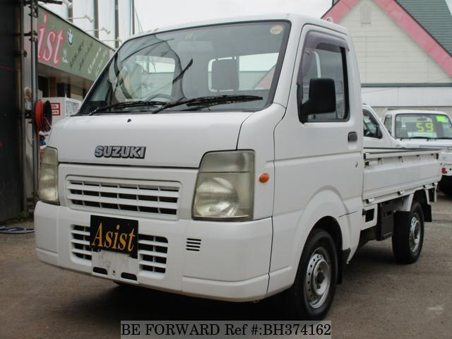 Used 2007 SUZUKI CARRY TRUCK BH374162 for Sale
