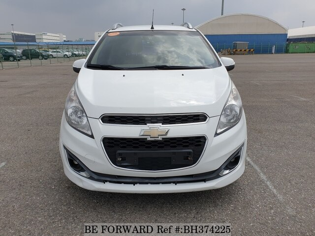 Used 2014 CHEVROLET SPARK BH374225 for Sale