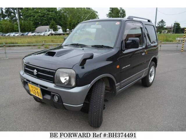 Used 2006 SUZUKI JIMNY BH374491 for Sale