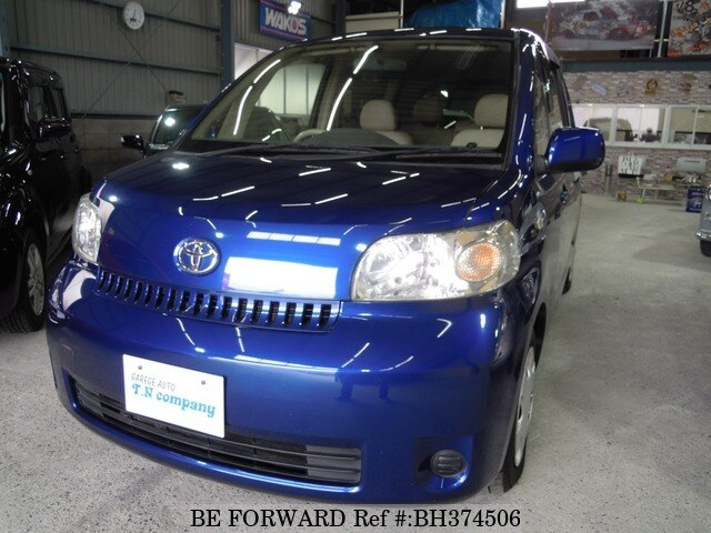 Used 2005 TOYOTA PORTE BH374506 for Sale