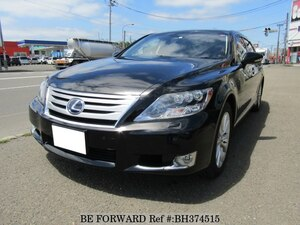 Used 2011 LEXUS LS BH374515 for Sale