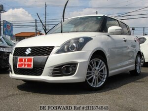 Used 2016 SUZUKI SWIFT BH374543 for Sale