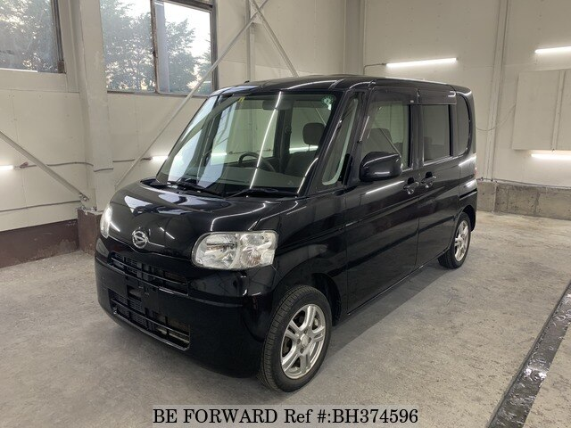 Used 2011 DAIHATSU TANTO BH374596 for Sale