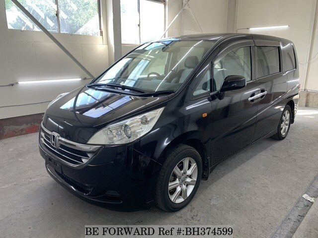 Used 2006 HONDA STEP WGN BH374599 for Sale