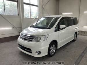 Used 2009 NISSAN SERENA BH374603 for Sale