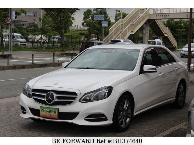 Used 2013 MERCEDES-BENZ E-CLASS BH374640 for Sale