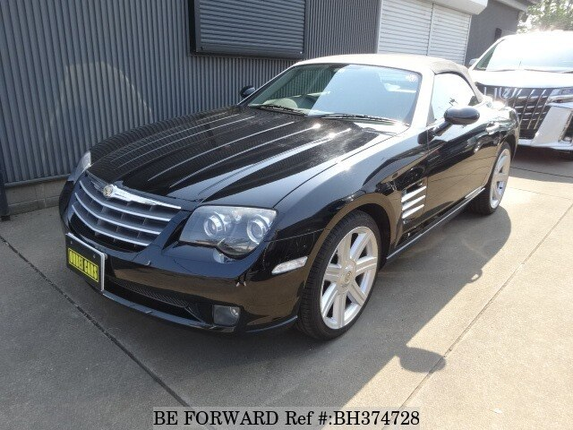 Used 2006 CHRYSLER CROSSFIRE BH374728 for Sale