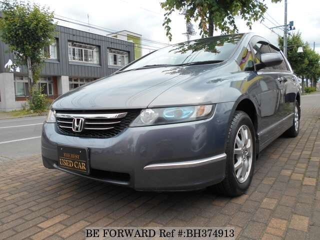 Used 2004 HONDA ODYSSEY BH374913 for Sale