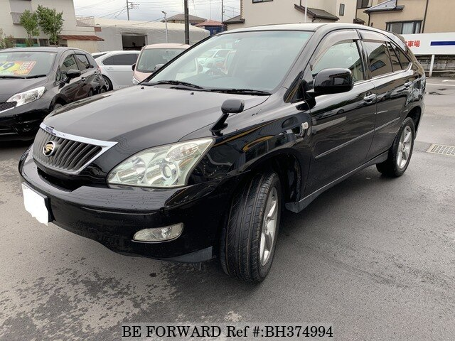 Used 2010 TOYOTA HARRIER BH374994 for Sale