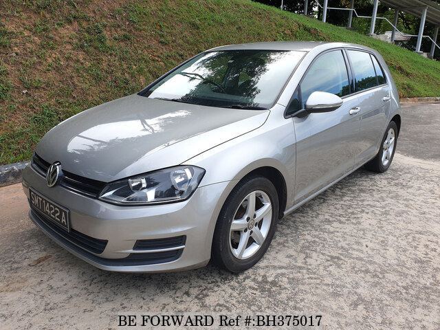 Used 2014 VOLKSWAGEN GOLF BH375017 for Sale