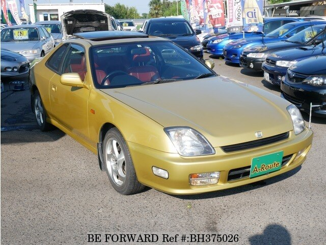 Used 1999 HONDA PRELUDE BH375026 for Sale