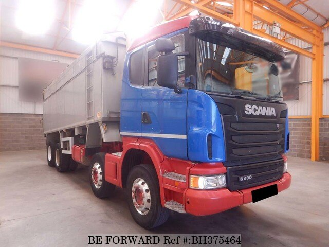 Used 2013 SCANIA G SERIES BH375464 for Sale