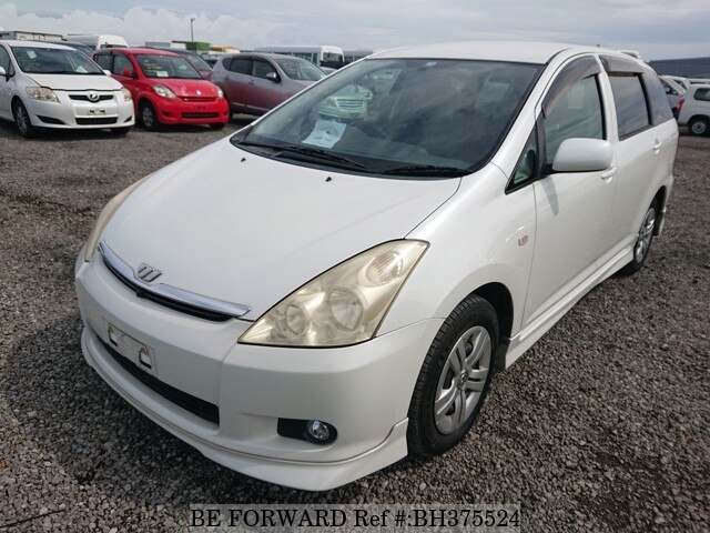 Used 2003 TOYOTA WISH BH375524 for Sale