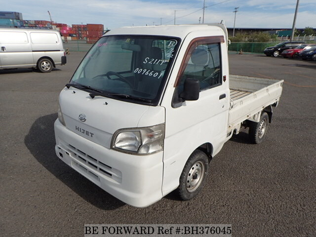 Used 2010 DAIHATSU HIJET TRUCK BH376045 for Sale