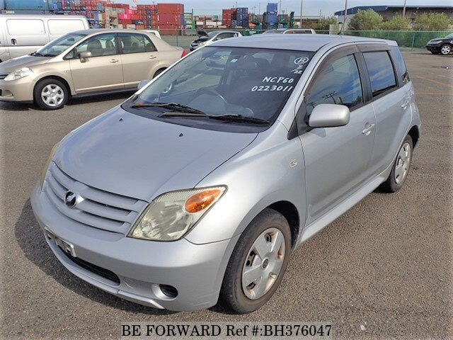 Used 2005 TOYOTA IST BH376047 for Sale