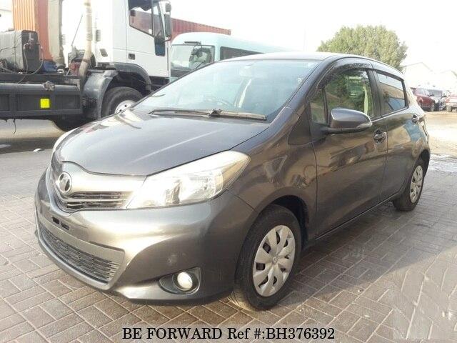 Used 2011 TOYOTA VITZ BH376392 for Sale