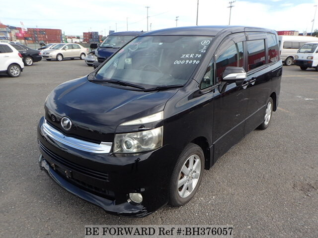 Used 2007 TOYOTA VOXY BH376057 for Sale