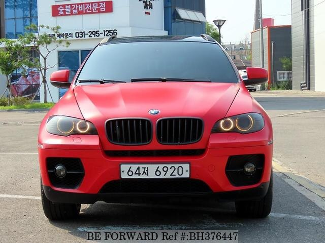 Used 2010 BMW X6 BH376447 for Sale