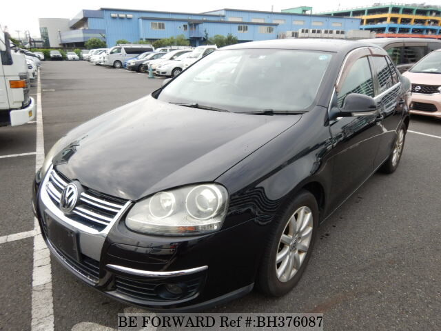 Used 2007 VOLKSWAGEN JETTA BH376087 for Sale