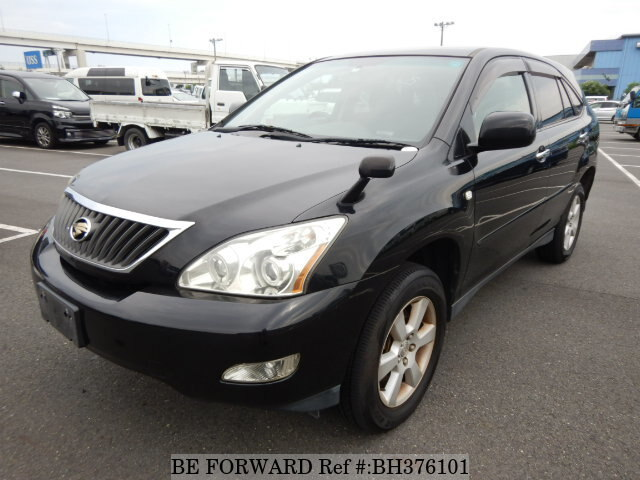 Used 2009 TOYOTA HARRIER BH376101 for Sale