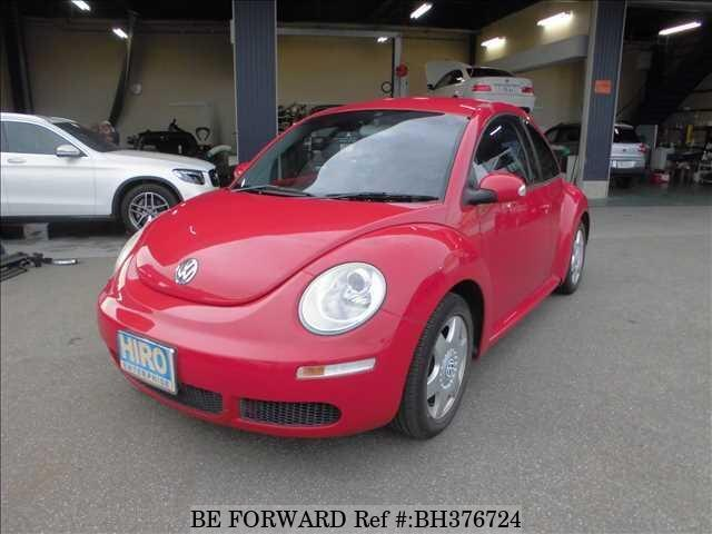 Used 2007 VOLKSWAGEN NEW BEETLE BH376724 for Sale
