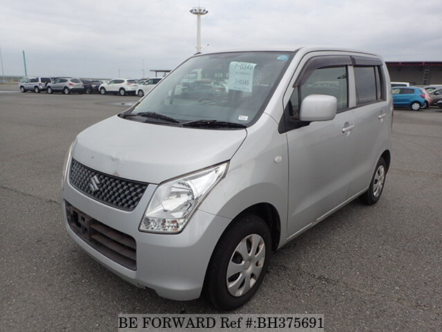 Used 2011 SUZUKI WAGON R BH375691 for Sale