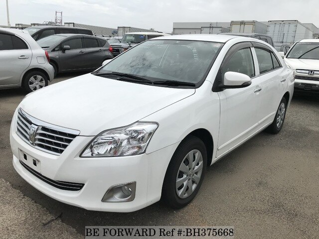 Used 2015 TOYOTA PREMIO BH375668 for Sale