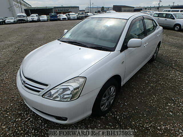 Used 2005 TOYOTA ALLION BH375933 for Sale