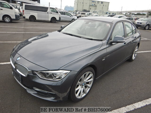 Used 2012 BMW 3 SERIES BH376006 for Sale