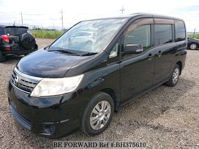 Used 2008 NISSAN SERENA BH375610 for Sale