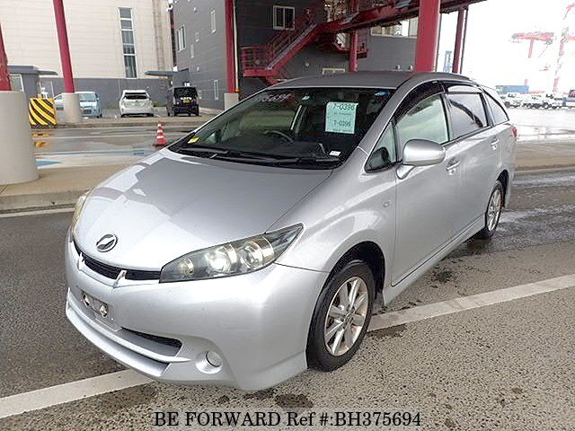 Used 2011 TOYOTA WISH BH375694 for Sale