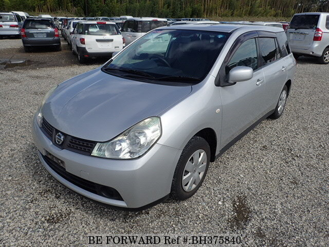 Used 2011 NISSAN WINGROAD BH375840 for Sale