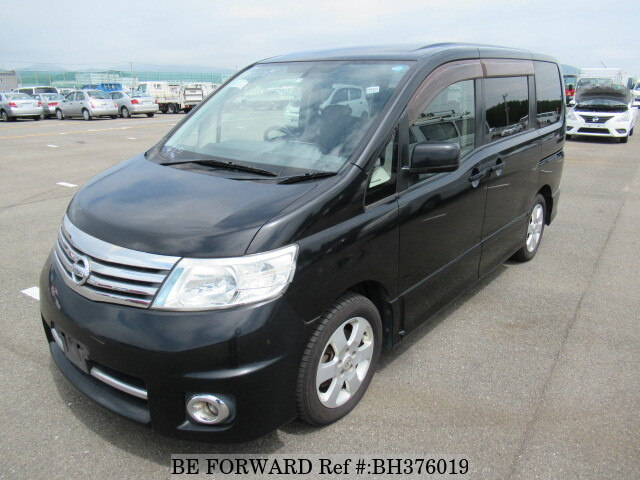 Used 2007 NISSAN SERENA BH376019 for Sale