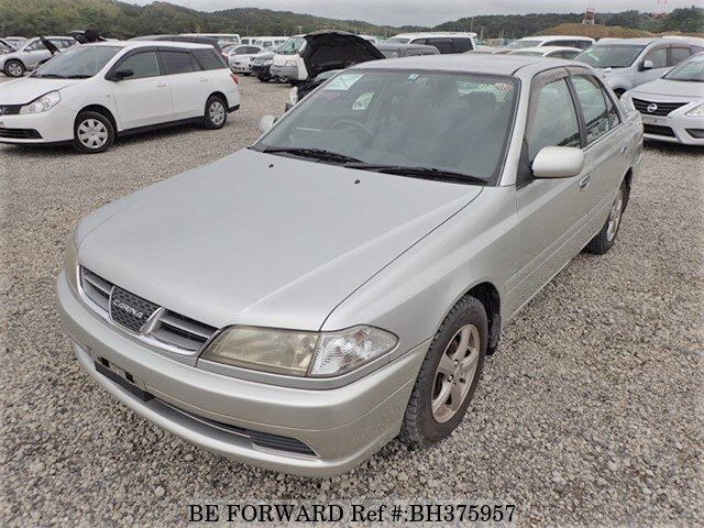 Used 2001 TOYOTA CARINA BH375957 for Sale