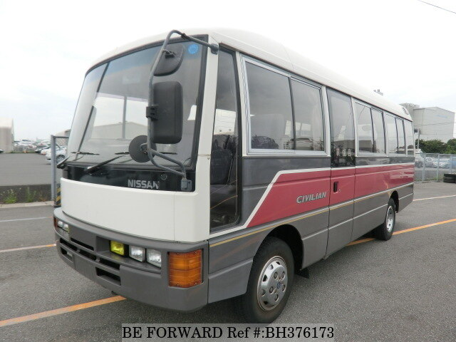 Used 1993 NISSAN CIVILIAN BUS BH376173 for Sale