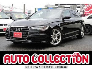 Used 2013 AUDI A6 BH376962 for Sale
