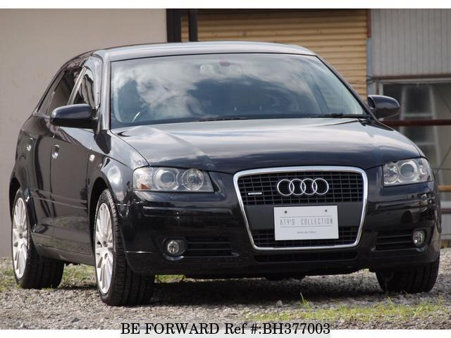 Used 2004 AUDI A3 BH377003 for Sale