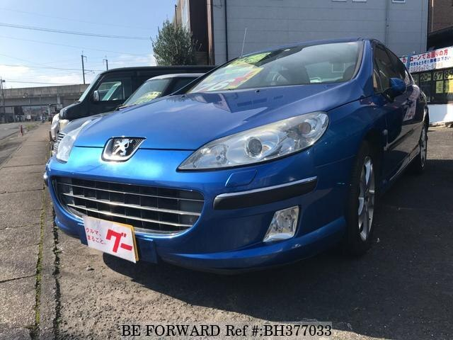 Used 2006 PEUGEOT 407 BH377033 for Sale