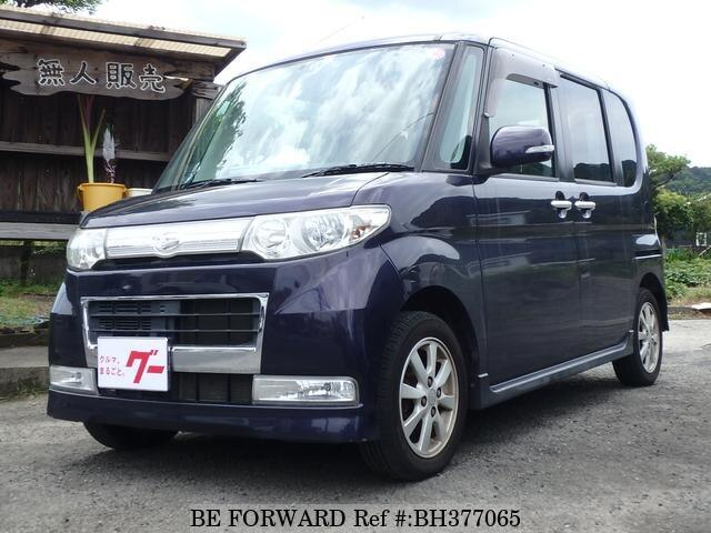 Used 2008 DAIHATSU TANTO BH377065 for Sale