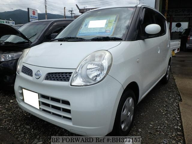 Used 2006 NISSAN MOCO BH377157 for Sale
