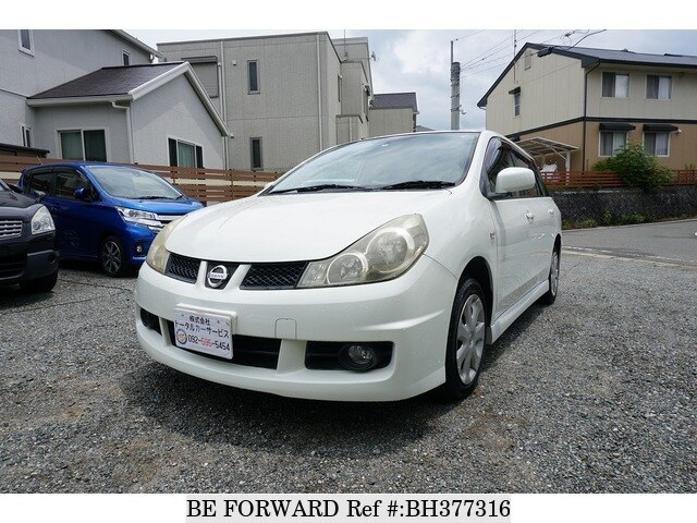 Used 2006 NISSAN WINGROAD BH377316 for Sale