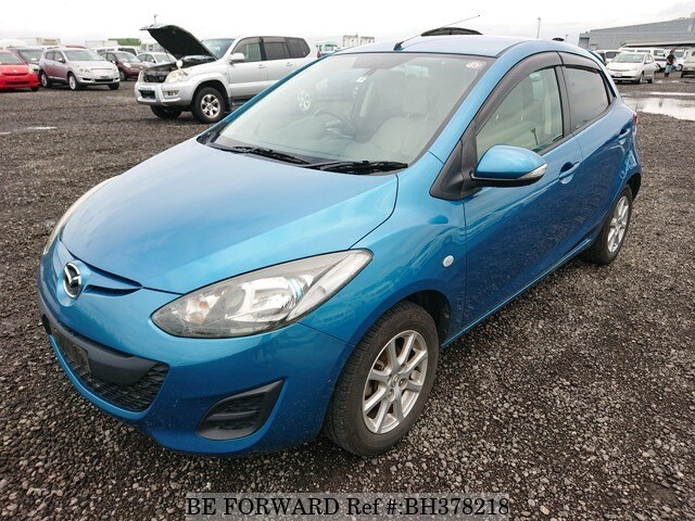 Used 2011 MAZDA DEMIO BH378218 for Sale